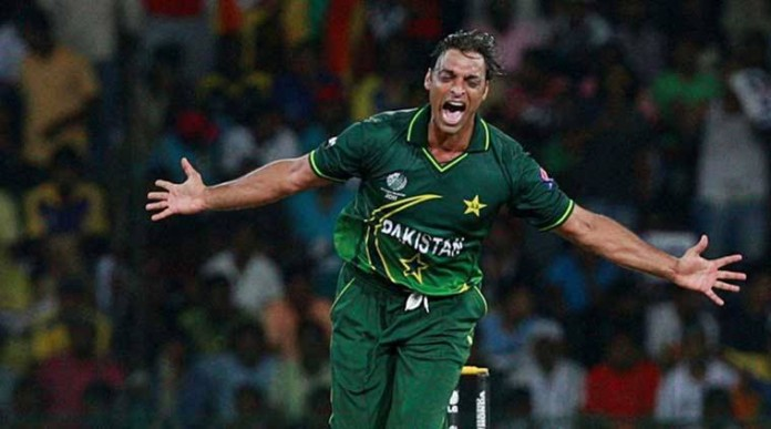 Dhoni terms Shoaib Akhtar as the toughest bowler he has faced