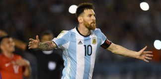 Sampaoli banking on Messi for World Cup revival