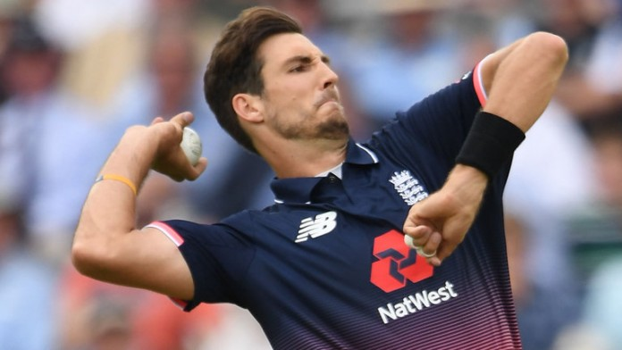 England's Finn eager to seize Champions Trophy chance