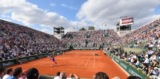 Roland Garros set for blockbuster Wednesday