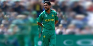 The ever smiling Rumman Raees
