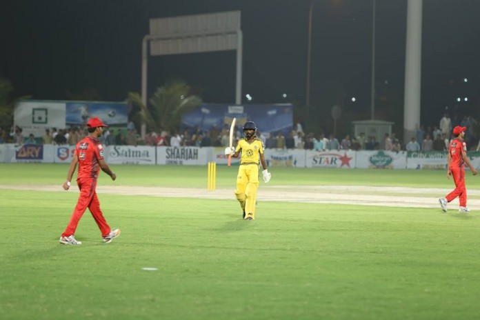Mehran Spices need 162 runs to win 'Karachi Ke Shehzade' tournament
