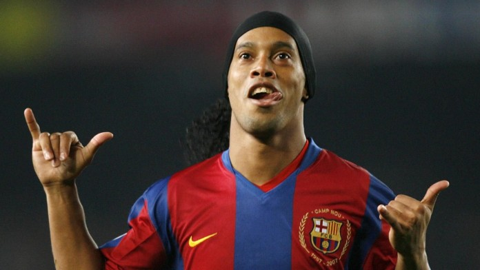 'Ronaldinho and friends' to play exhibition matches in Pakistan