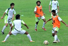 Pakistan Football