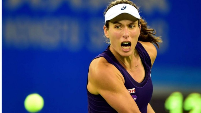 Britain's Konta fit for Wimbledon