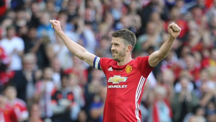 Carrick takes over as United captain