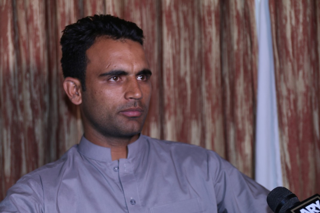 'Set a goal, work hard to achieve it,' Fakhar advises young cricketers