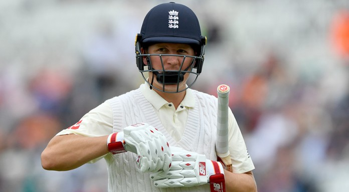 England's Ballance out of third Test