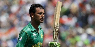 Indian players didn't cross any line while sledging: Fakhar Zaman