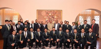 COAS hails the Champion squad for bringing much awaited jubilation