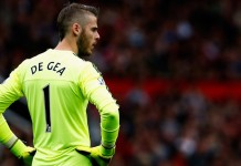 De Gea staying put at Man United, says Mourinho