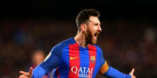 Barcelona extend Messi contract until 2021