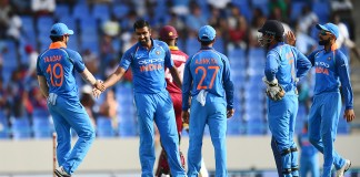 Spinners on song as India down Windies