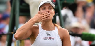 Top seed Kerber moves into third round