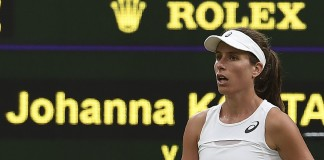 History girls Konta, Venus into Wimbledon semi-finals