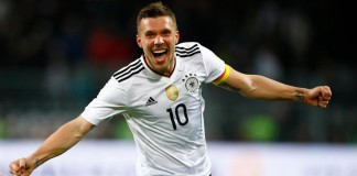Podolski arrives with promise to boost Japan game