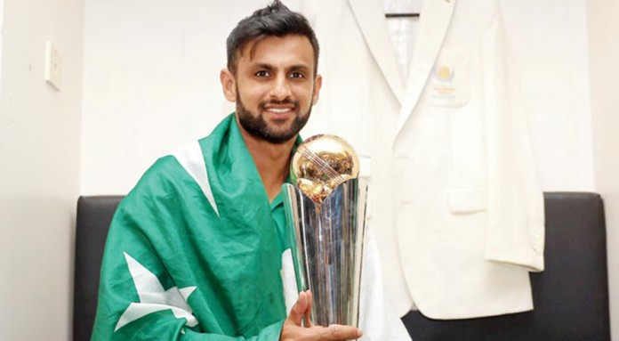 Shoaib Malik initiates #PakistanZindabad movement