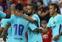 Neymar scores as Barcelona beat Man Utd 1-0