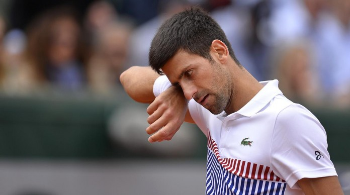 Elbow injury may rule Djokovic out of U.S. Open - report