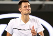 'Trapped' Tomic says he has no love for the game