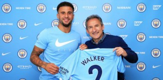 Joined Man City to win silverware, says Walker