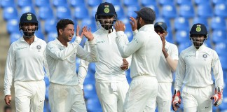 Pandya, Kuldeep put India on top in 3rd Test