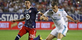 Real Madrid tops MLS All-Stars in shootout
