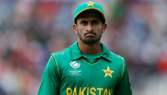 Back injury rules out Hasan Ali from second T20 against World XI