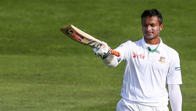 Bangladesh's Shakib asks for break from Tests