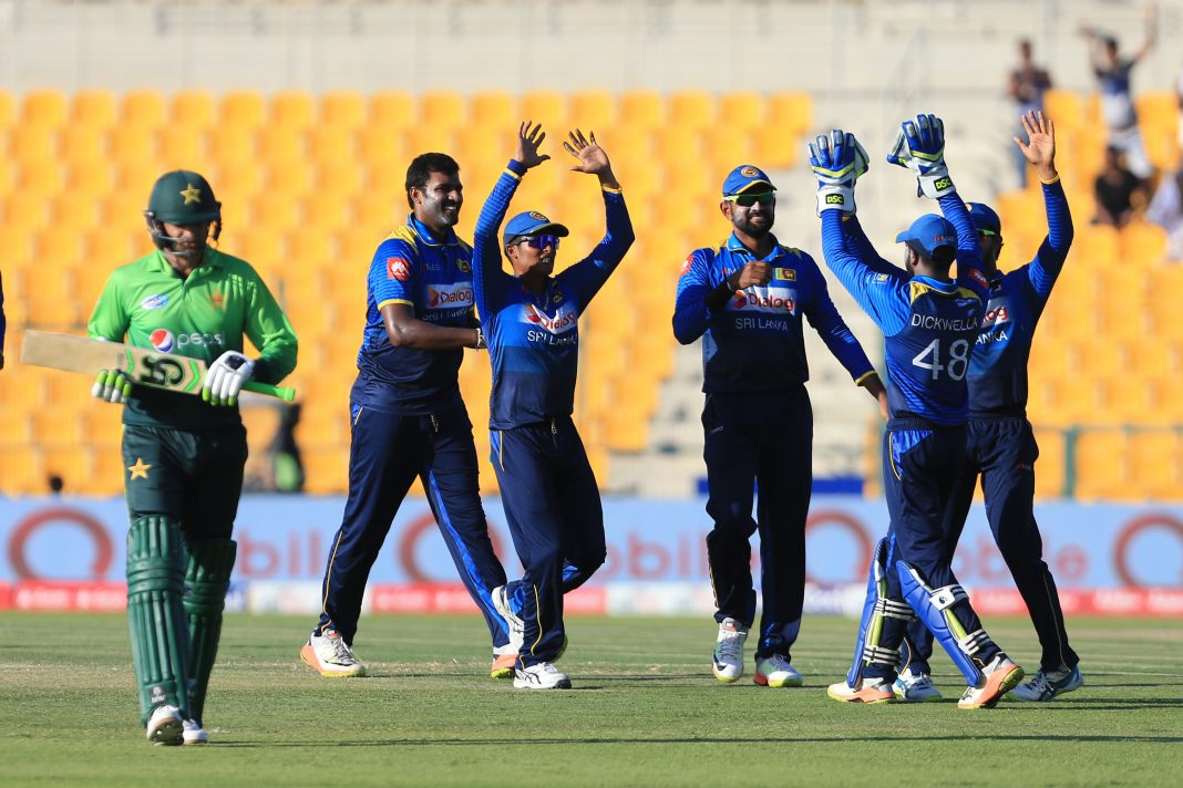 Pakistan in trouble after opting to bat.