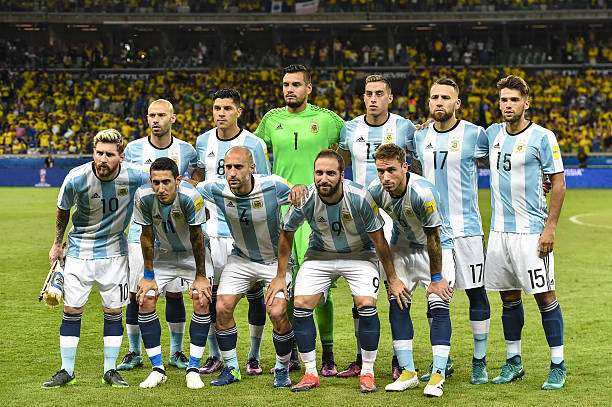 Messi and Argentina