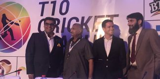 ARY again in forefront in bringing cricket revolution with T10 cricket