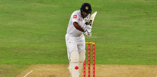 Karunaratne puts Sri Lanka in strong position