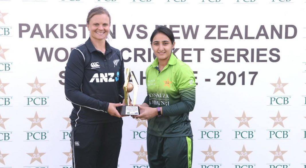 Pakistan women fought well, but New Zealand clinch win