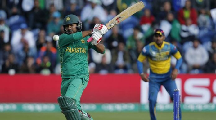 Sri Lanka send Pakistan into bat in first ODI