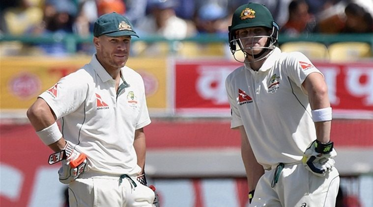 Smith, Warner say no to four-day Tests - ARYSports.tv