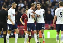 Spurs' Kane rips sorry Liverpool to shreds