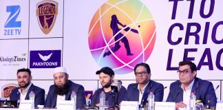 Star-studded T10 Cricket League launched in Dubai