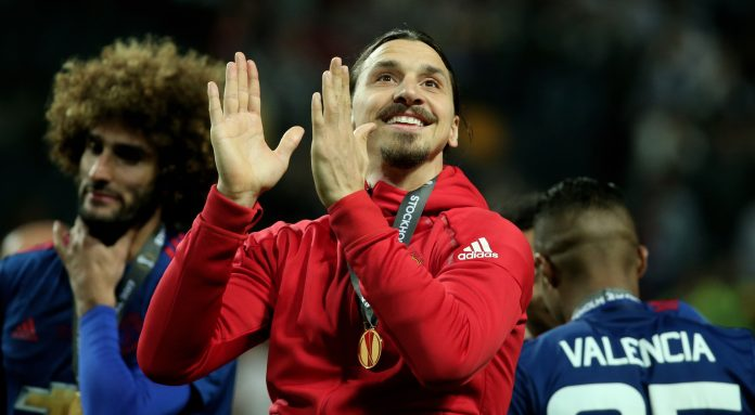Zlatan targets Premier League glory with Man Utd