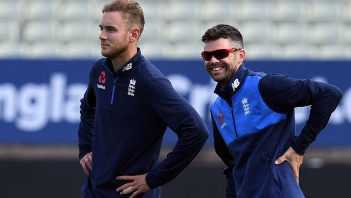 Anderson, Broad England's big hopes under Aussie lights