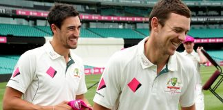 Hazlewood the key to battering England - Starc