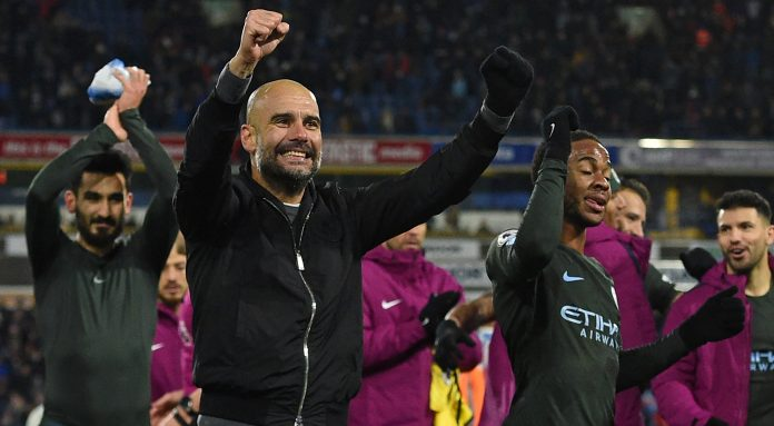 Guardiola relishes City's steely show