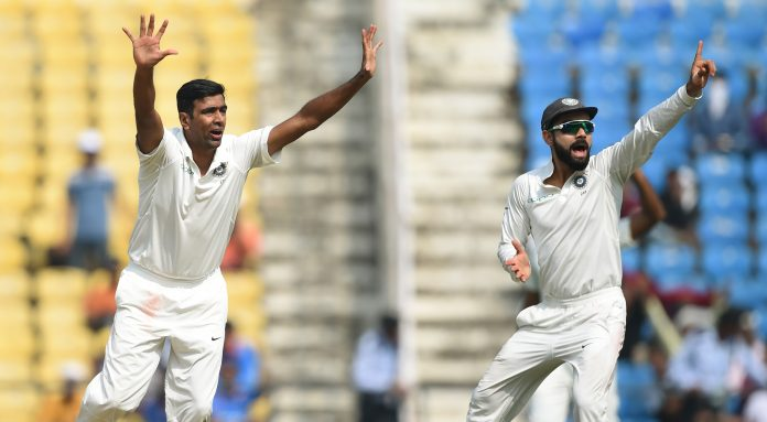 Ashwin, Sharma make India shine against Sri Lanka