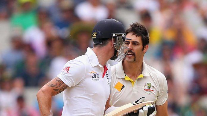 Pietersen blocks Johnson after a Twitter spat