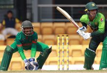 Pakistan advance to final of ACC U-19 Youth Asia Cup after a close win