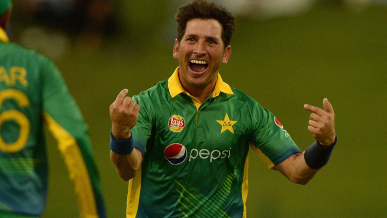 Image result for Yasir Shah's