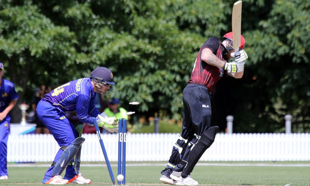 Stokes makes rusty start in Canterbury debut