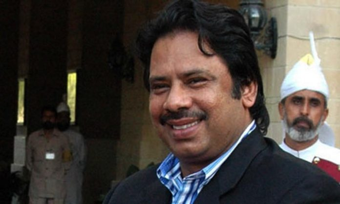 Jehangir Khan is disappointed with Pakistani players show in Pakistan open international Men's Squash Championship