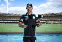 Shadab Khan aims to leave his mark on the Big Bash League