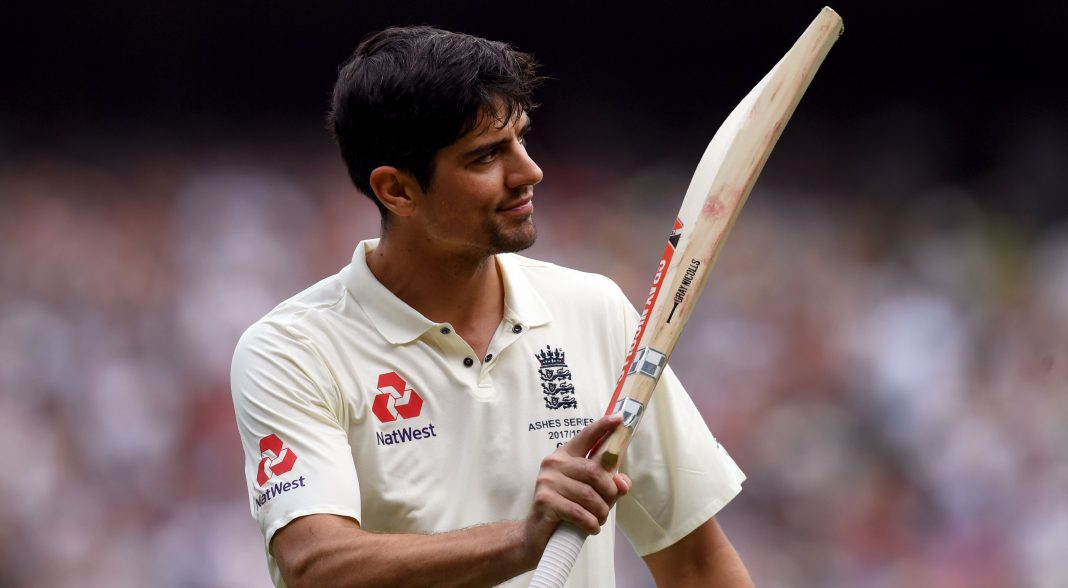 Cook's record double ends Australia's whitewash hopes